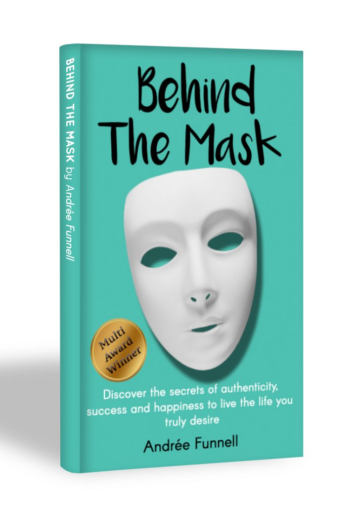 Behind the Mask book