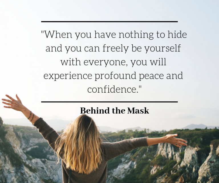 Read more about the article Your authentic self in relationships